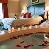 Номер для новобрачных Honeymoon Suite